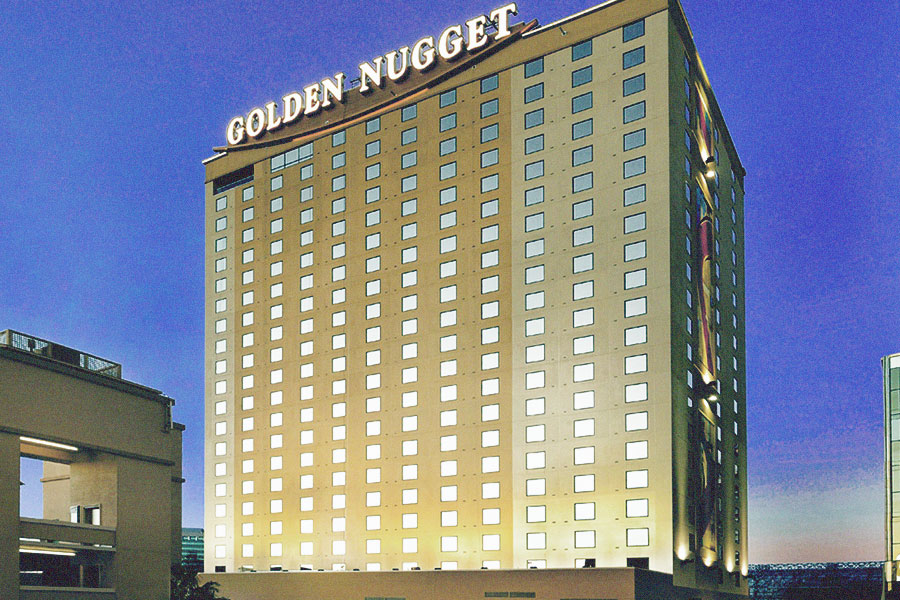 Golden Nugget Hotel & Casino - Life is Beautiful Hotel Package
